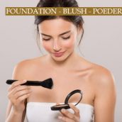 Foundation - Blush - Poeder